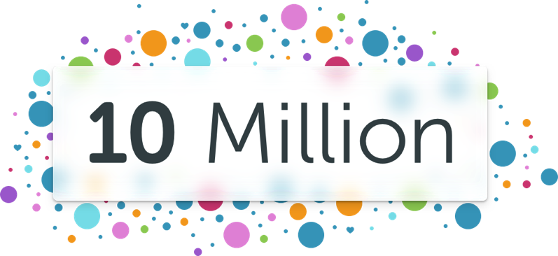 Periscope 10 million