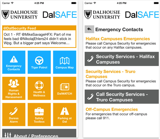 DalSAFE