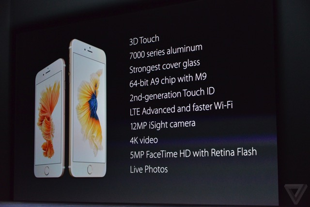 Apple iphone 6s live 2312