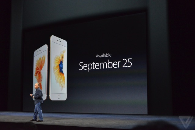 Apple iphone 6s live 2362