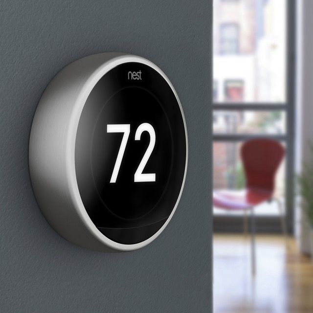 Nest Launches All New 3rd Gen. Learning Thermostat