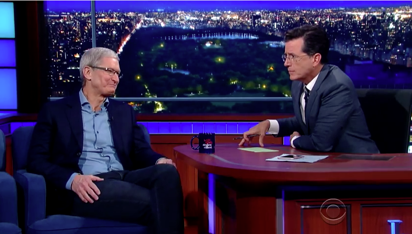Tim Cook-Colbert