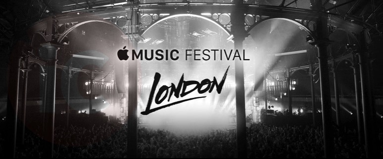 Apple music festival london
