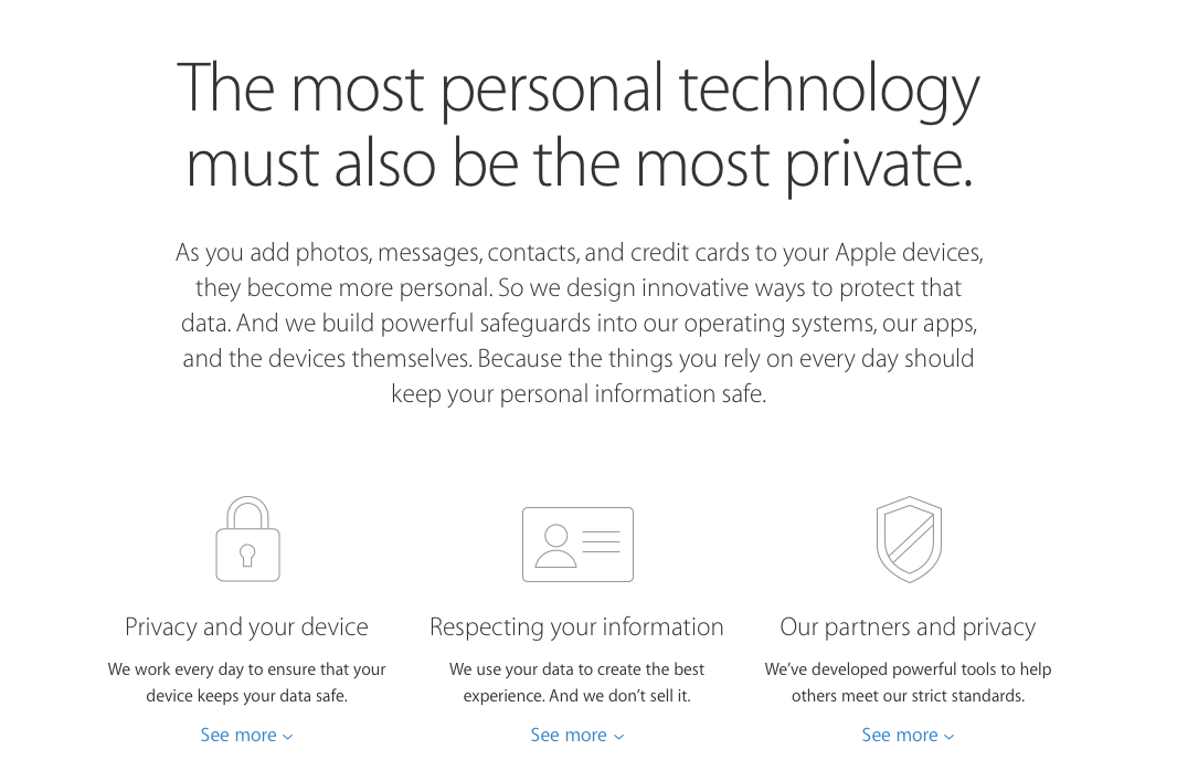 apple-privacy-policy