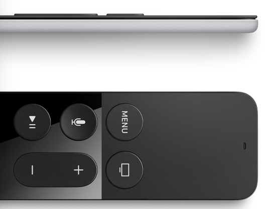 Apple tv remote hero