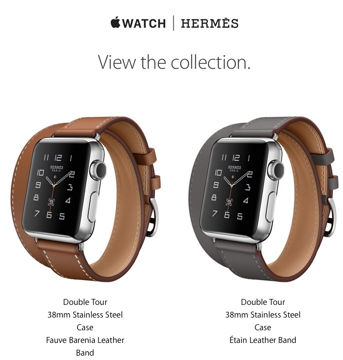 Want to Buy Apple Watch Hermès in Canada? You'll Have to