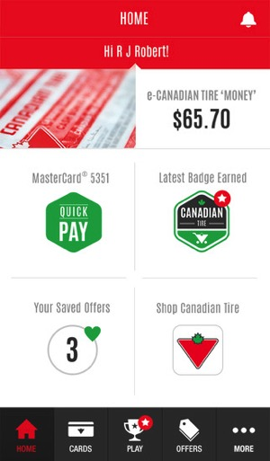 Canadian Tire 'mPay & Play' Brings Mobile Payments to iPhone