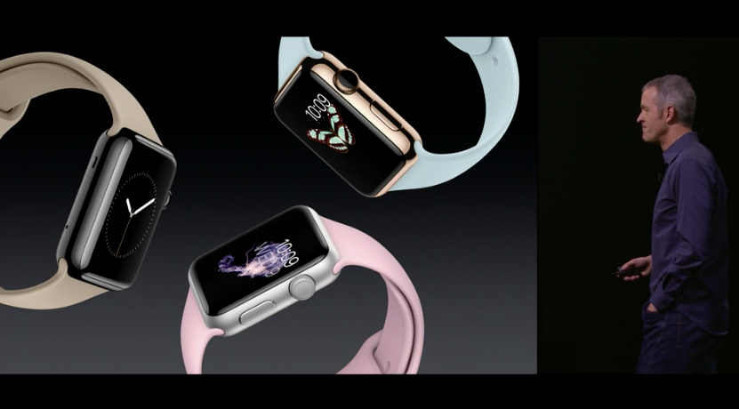 new apple watch models