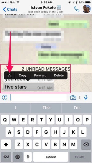 how to add contact to whatsapp iphone 7