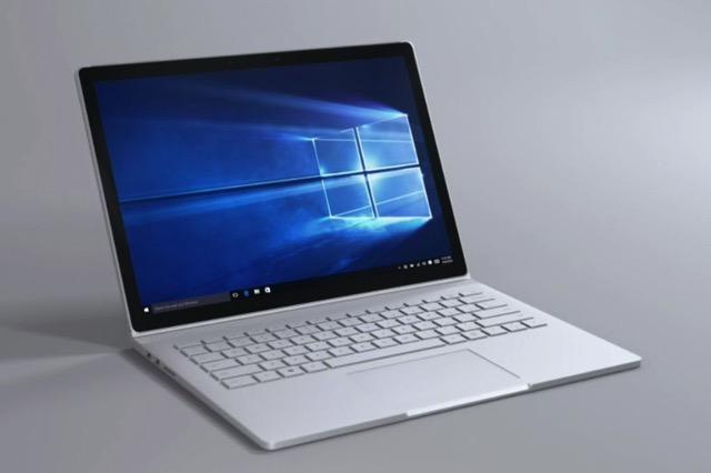 Microsoft surface book 3 0