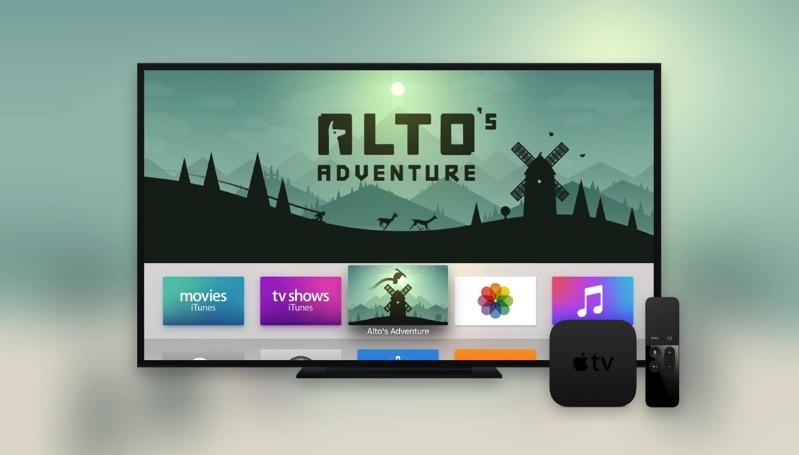 Alto s adventure apple tv