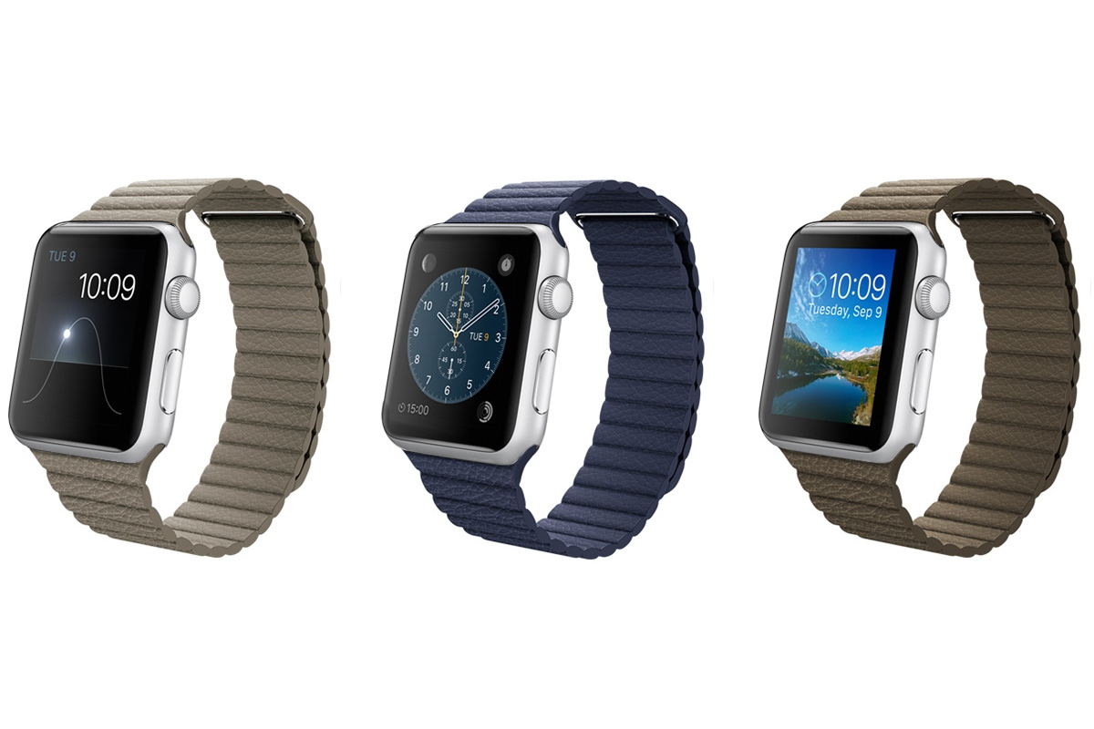 online store 81df2 0d0d2 Tests Show That Apple's Leather Loop Band For Apple Watch is ...