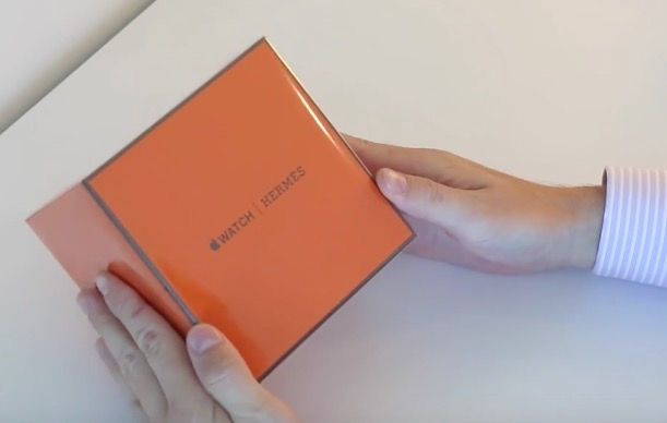 Apple watch hermes unboxing