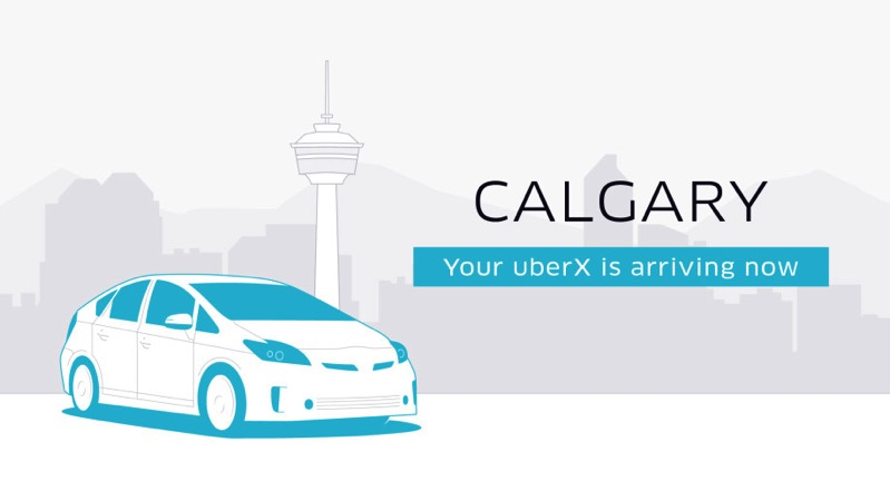 Calgary uberx launch digital blog 960x540 r1 917x516