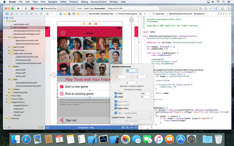Xcode 7.1 Download Hits the Mac App Store