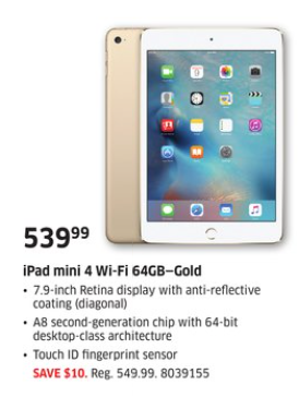 Ipad mini deals canada