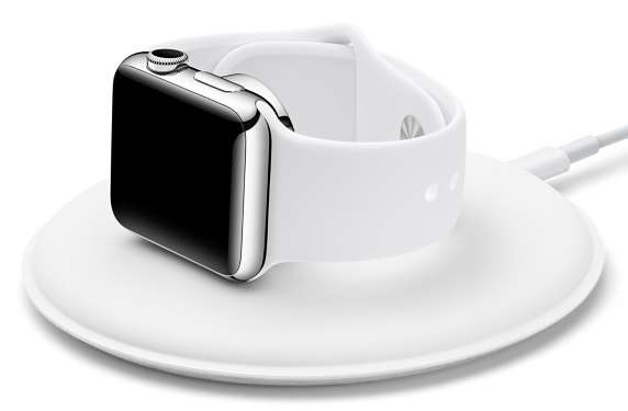 Can you charge apple watch 4 with wireless charger