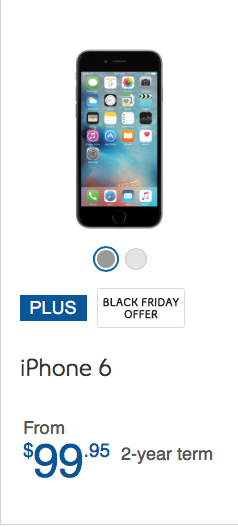 black friday iphone 6 bell black friday deals iphone 6 iphone 6 plus models on 13659