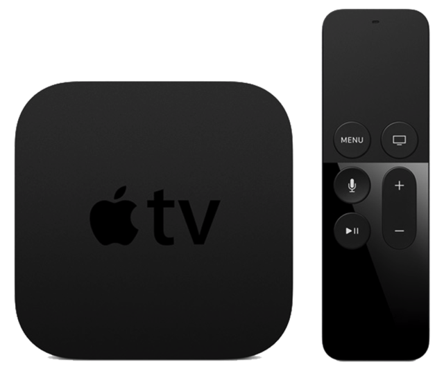 Apple tv 4 topic