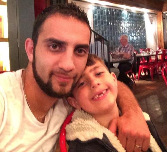 2FADADAF00000578 3378667 Mohamed Shugaa left 32 said his son Faisall right seven had no i m 32 1451474292877