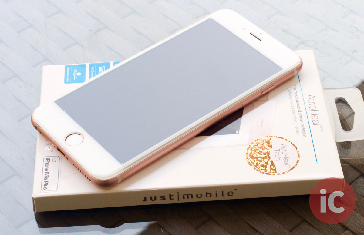 Just Mobile AutoHeal, TENC, Quattro Back and Folio for iPhone 6s [REVIEW]