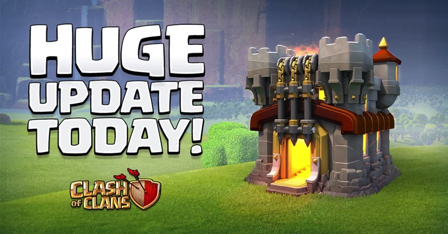 Clash of clans townhall 11 release notes