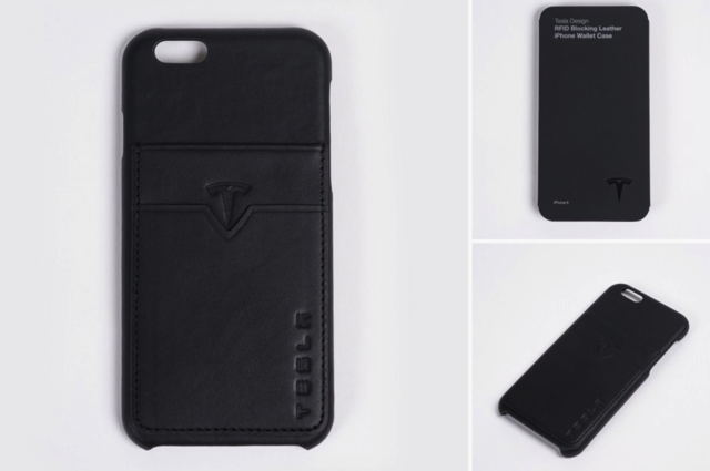 new concept 77747 1c807 Tesla Launches iPhone Cases Made from Automotive-Grade Leather ...