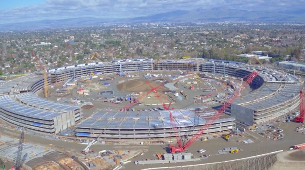 Apple campus 2 january 2016