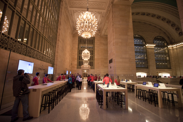 277798 grand central apple store