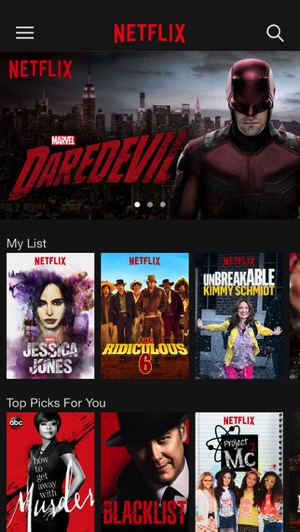 Netflix for iOS Gets iPad Pro, 3D Touch Support