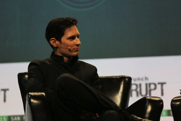 Butcher pavel durov 2