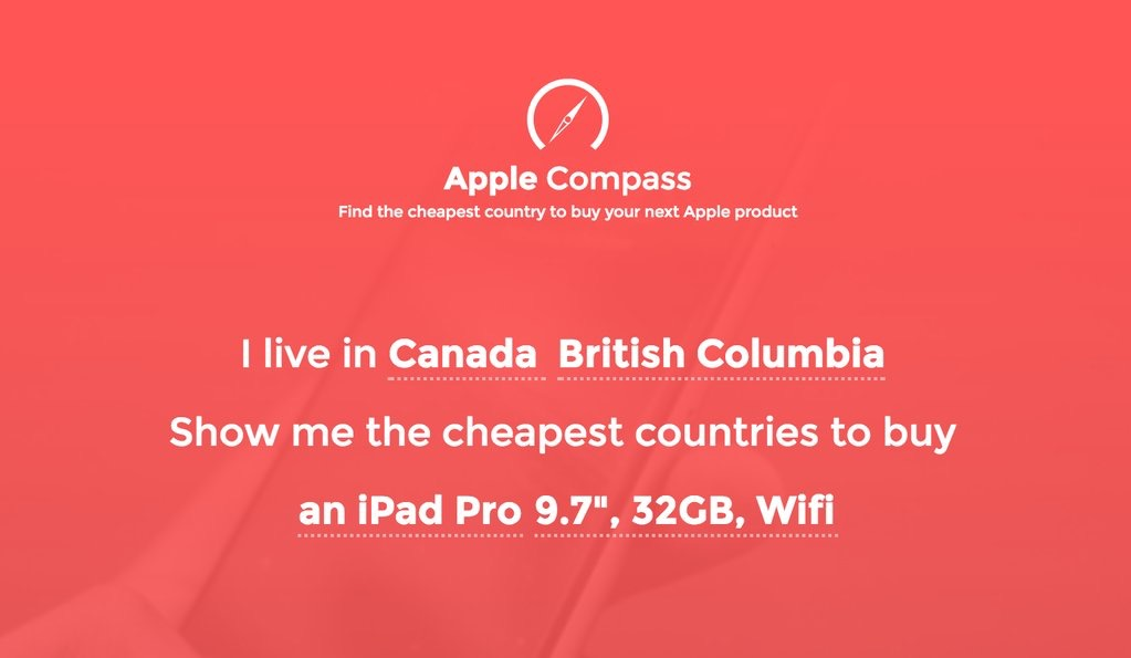 apple-compass