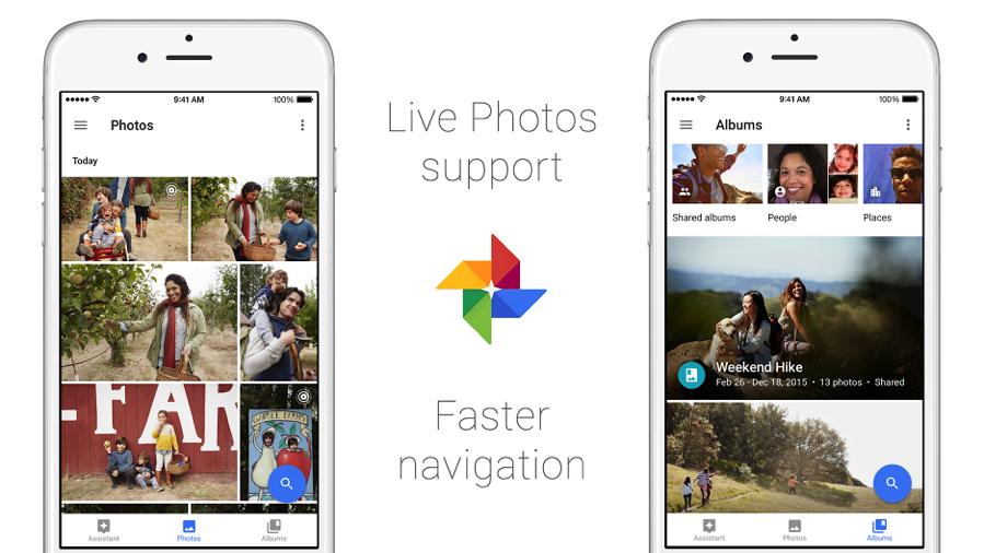 IOS Live Photos update
