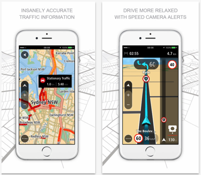 TomTom Launches All New 'TomTom GO Mobile' App for iPhone | iPhone