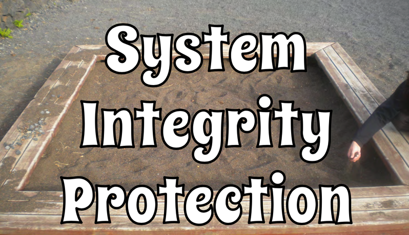 System identity protection