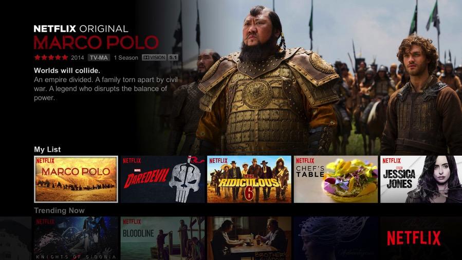 Netflix Announces HDR Support