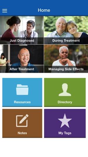 Cancer app