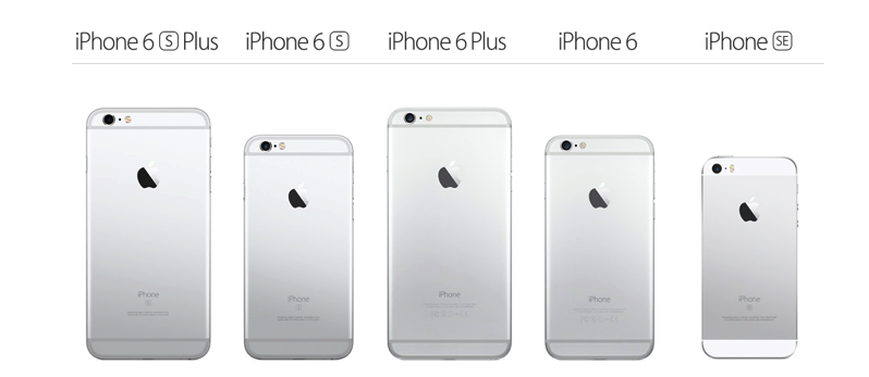 Iphone models 2