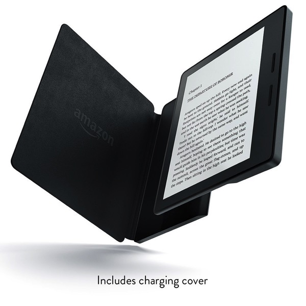 Amazon Launches New Kindle Oasis Pre-orders In Canada
