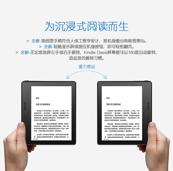 Kindle oasis leaks 2
