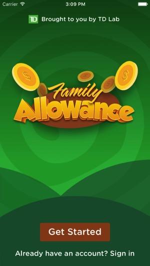 Td family allowance 3