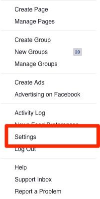 Facebook data 1