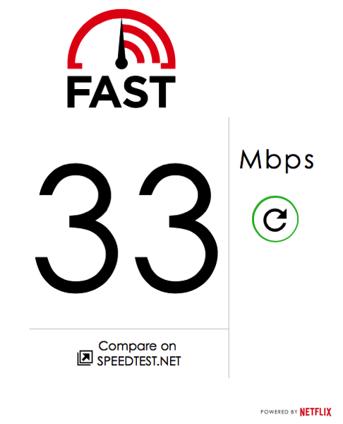 Netflix Launches Simple Speedtest Available To Users Worldwide Iphone In Canada Blog