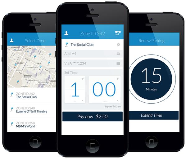 Parking Spot App >> Canadian App Honkmobile Lets You Find Parking Spot From Home