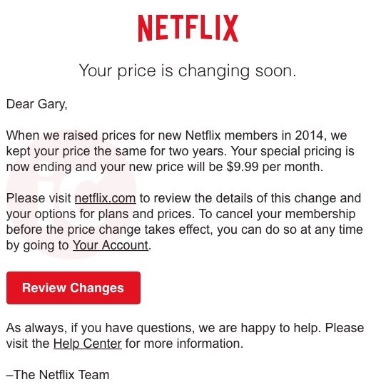 Netflix Canada Price Hike Coming July 1 For Legacy Users 8 Hd Plan Axed Iphone In Canada Blog