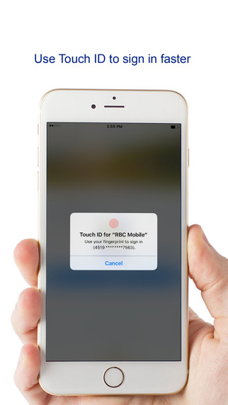 RBC Mobile for iOS Now Supports Touch ID For Easier Logins