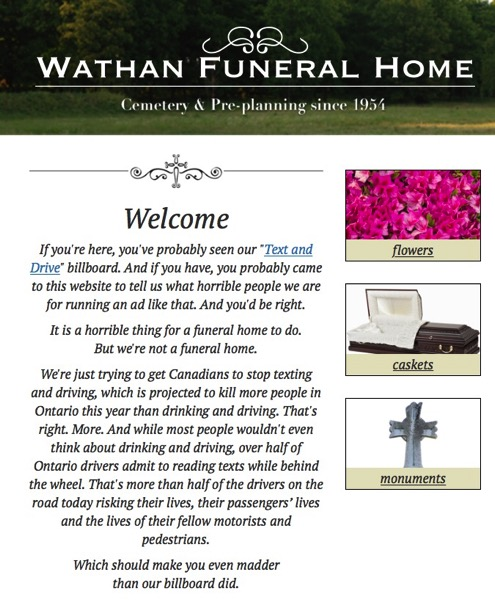 Wathan funeral home