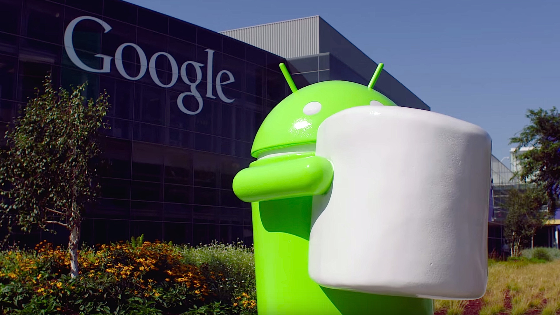 Android-6.0-Marshmallow-statue