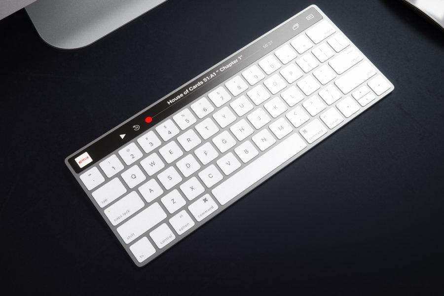 Martin Hajek Keyboard 16