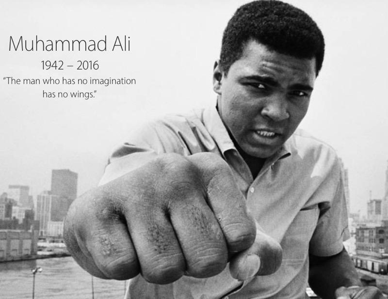 Muhammad ali apple